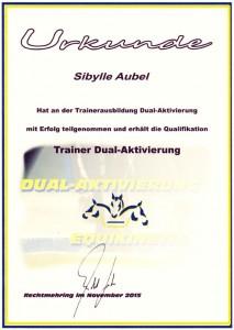 Ausbildung Trainer Dual-Aktivierung® und Equikinetic®– Michael Geitner